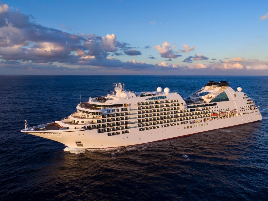 Seabourn Encore Taufe - Titelbild - Luxuskreuzfahrtenblog