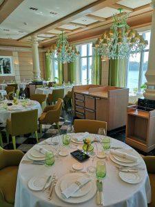 Italienisches Restaurant Serenissima auf der MS Europa 2