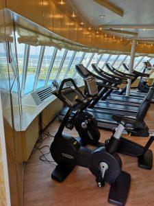 Gym Regent Seven Seas Navigator