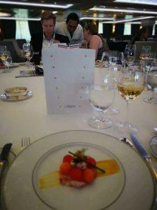 Kulinarische Höhepunkte auf der regent Seven Seas Navigator
