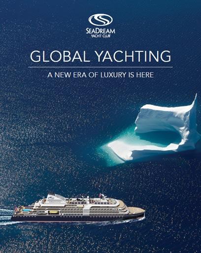 SeaDream neue Luxusyacht gibt Fahrplan bekannt