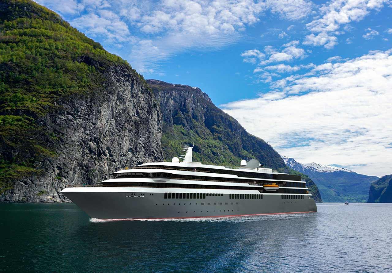 Die World Explorer hat nach anfänglichen Schwierigkeiten die Zertifizierung zu erhalten welches im Zusammenhang mit Auflagen für die Schiffsmotoren für Expeditionsschiffe steht