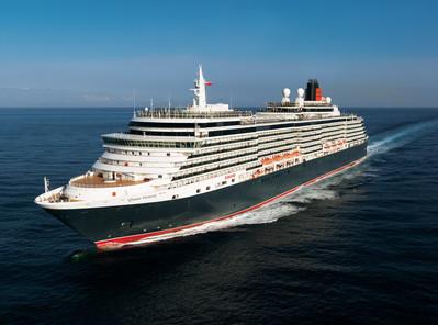 Queen Victoria Kurzreise von Kiel nach Southampton