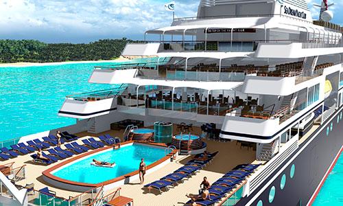 nttäuschende Nachrichten von SeaDream Yacht Clubs, Die Boutique Luxus-Kreuzfahrtgesellschaft hat die Pläne für den Bau ihres neuen Schiffes SeaDream Innovation urplötzlich gestrichen.