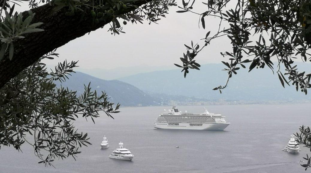 crystalc cruises mit traumhaften blich in portofino